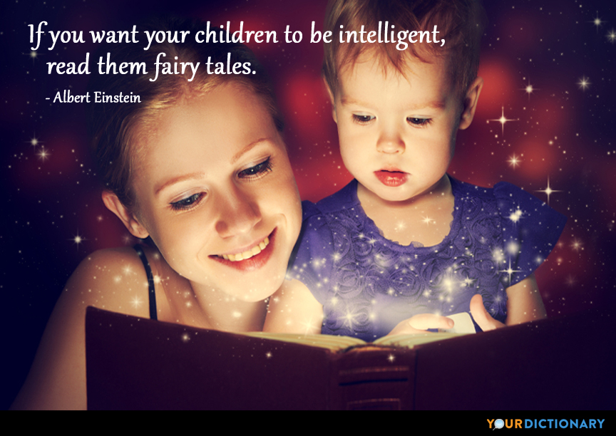 If You Want Your Children To Be Intelligent Read T Albert