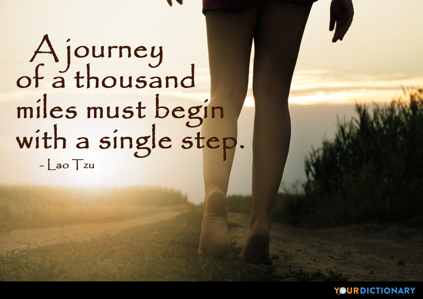 Journey Quotes Quotes About Journey Yourdictionary