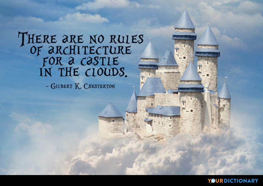 There Are No Rules Of Architecture For A C Gilbert Keith