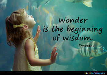 Nature Quotes about Wonder - Search Quotes