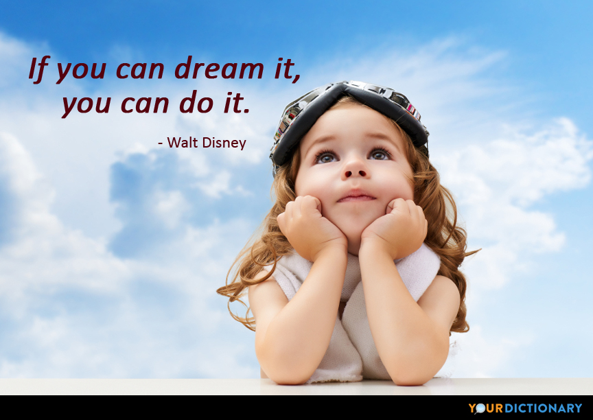 If You Can Dream It You Can Do It Tom Fitzgerald Quote