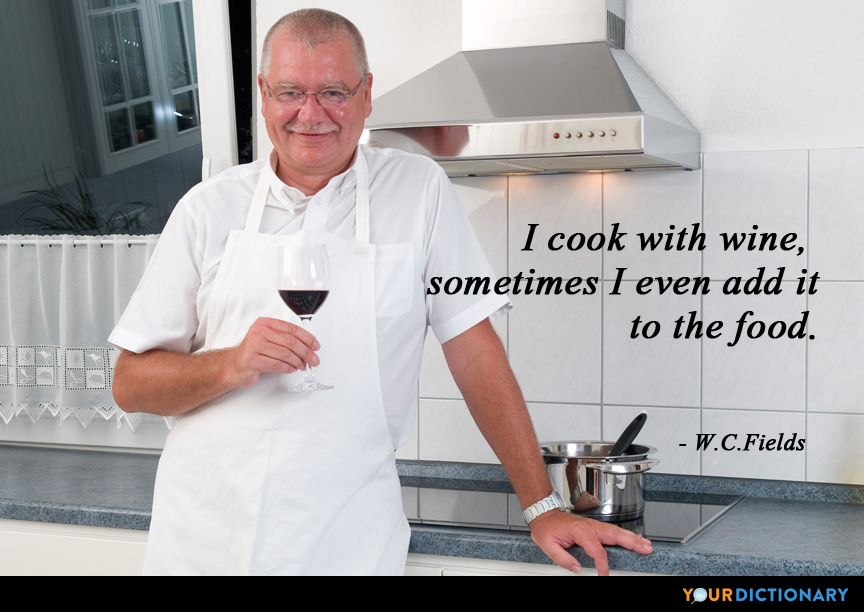 Cook Quotes - Quotes about Cook | YourDictionary