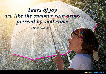 Rain Quotes Quotes About Rain Yourdictionary
