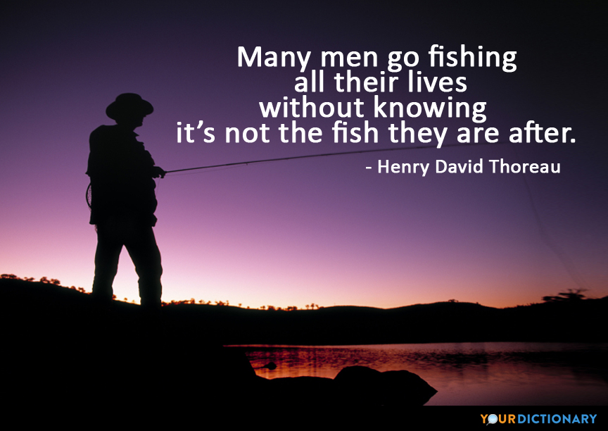 Fish Quotes Quotes About Fish Yourdictionary