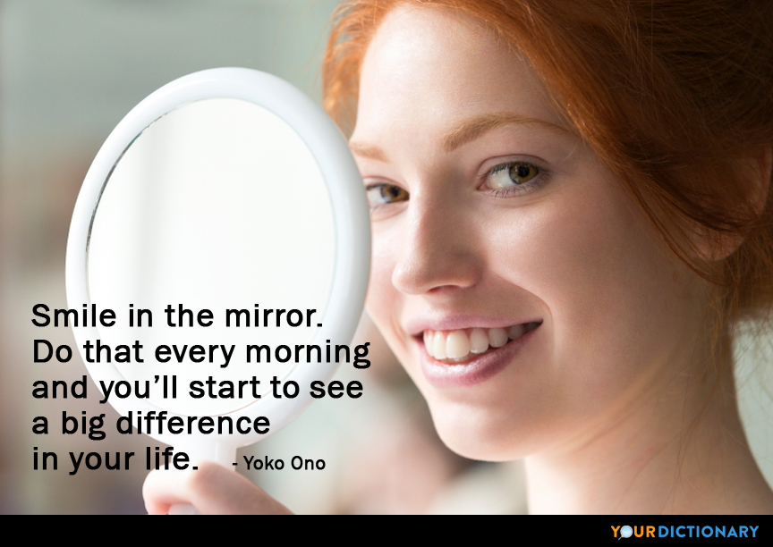 Mirror Quotes - Quotes about Mirror | YourDictionary