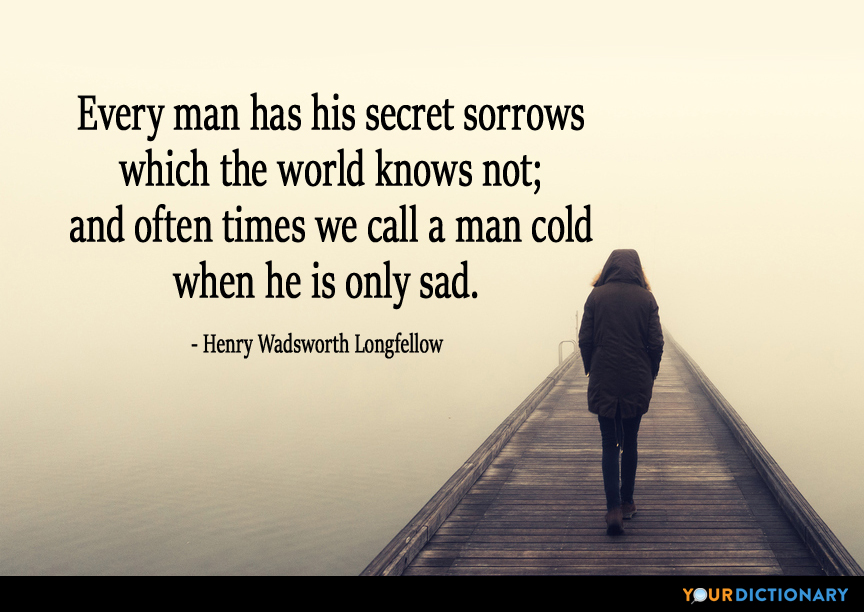 Perfect Henry Wadsworth Longfellow Quotes