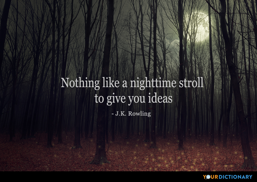 Nighttime Quotes - Quotes about Nighttime | YourDictionary